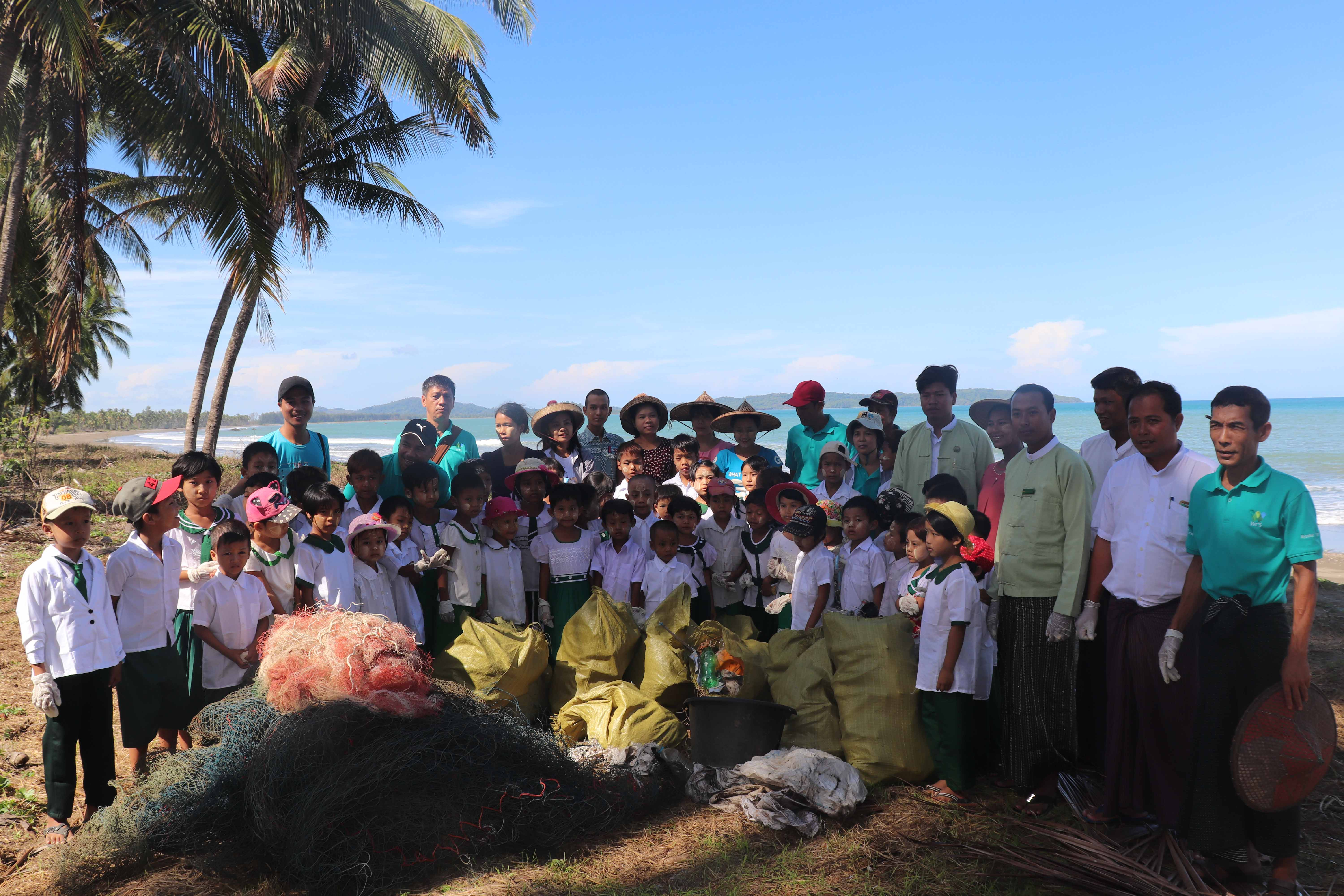 World Environmental Day :Beach Plastic Clean Up Activities
